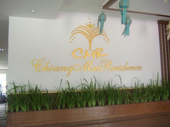 Chiang Mai Residence: ingresso