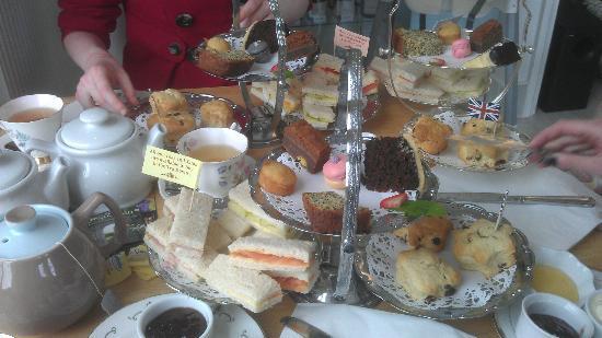 Keep House Tea Room: The whole set of High afternoon teas!