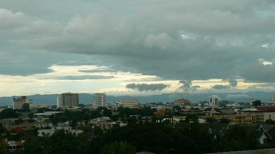 เชียงใหม่ เรสิเดนซ์: panorama dal tetto