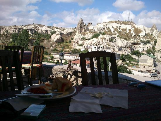 Panoramic Cave Hotel: View from the breakfast table