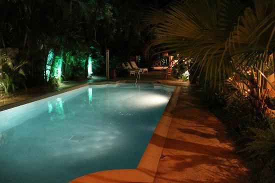 Paradera Park: Pool area