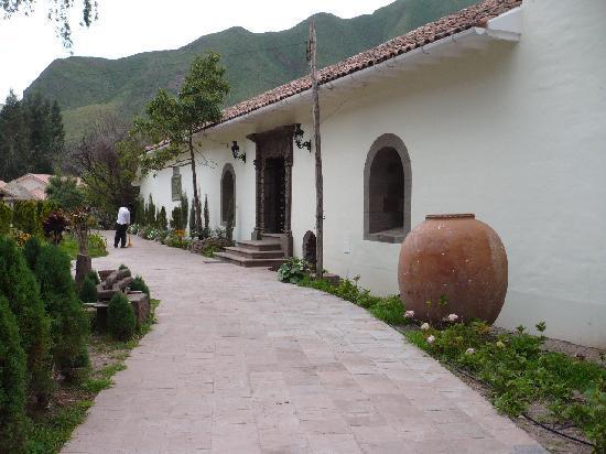 Aranwa Sacred Valley Hotel & Wellness : Hacienda Yaravilca siglo XXII