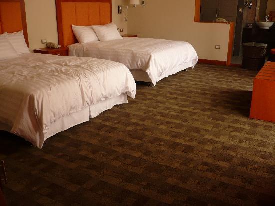 Aranwa Sacred Valley Hotel & Wellness : habitaciones modernas, acogedoras