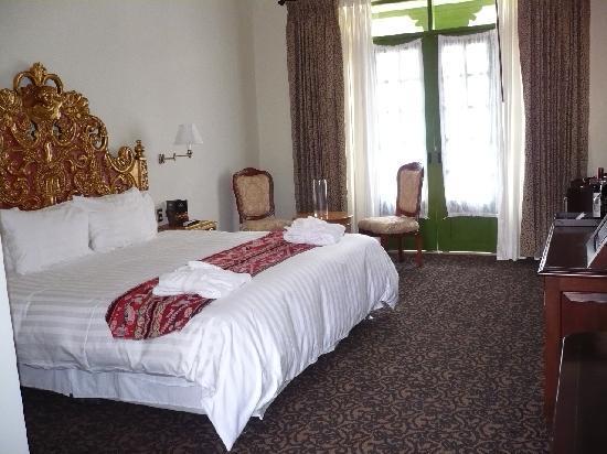 Aranwa Sacred Valley Hotel & Wellness : habitaciones coloniales impactantes