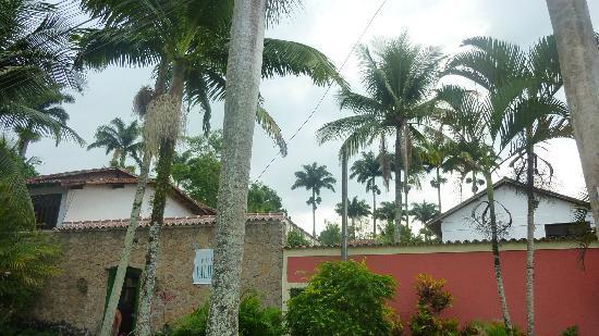 Pousada Valhacouto: Eingang