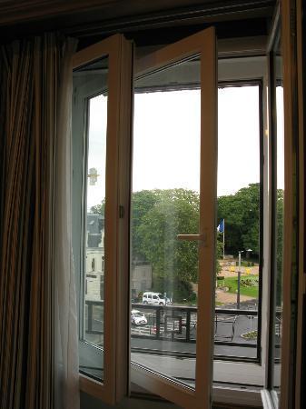Hotel Porte Mars : double fenetre