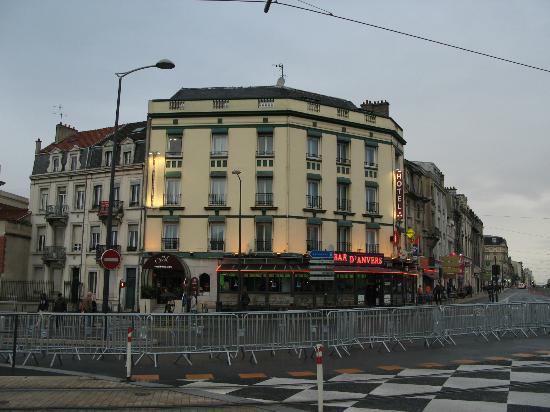 Hotel Porte Mars : Hôtel & site hôtelier