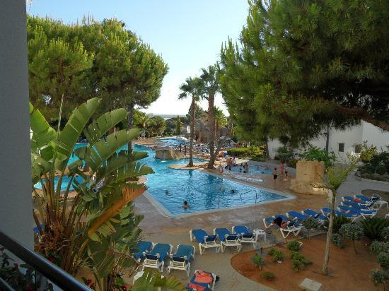 Cartaya, Espagne : Panoramica de piscinas