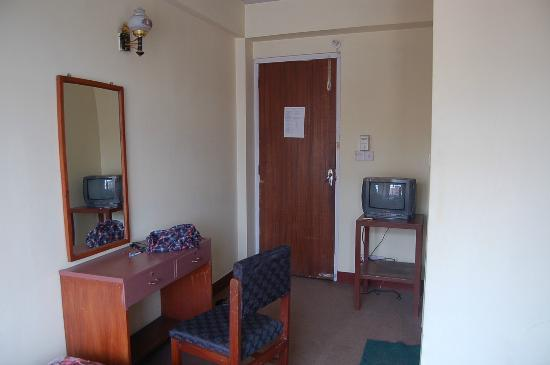 Hotel Discovery Inn: twin room