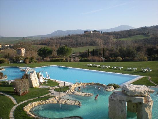 Ingresso grotte saline foto di hotel adler thermae spa - Adler bagno vignoni offerte ...