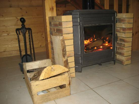 Ecologites - Le Bois de Faral : Chauffage au bois