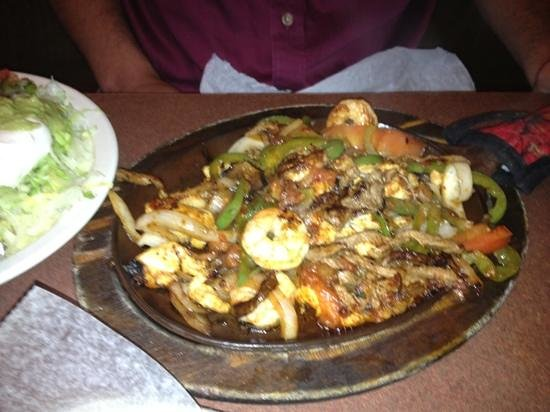 Large Portions   Review Of El Patio Mexican Restaurant, Ponca City, OK    TripAdvisor