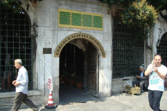 Çorlulu Ali Paşa Medresesi
