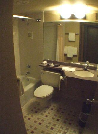 Rocky Mountain Park Inn: 2. Bahtroom