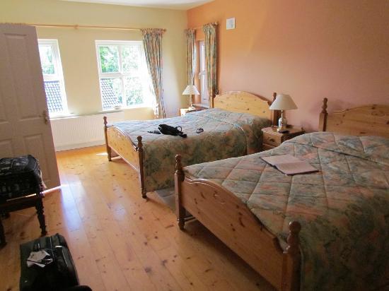 Tom & Eileen's Farm: Our Room