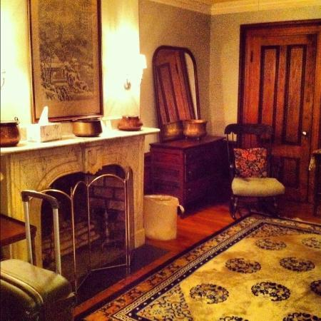 Rutland Square House: Traditional room