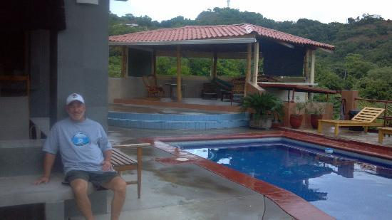Casa Del Soul: Pool and Hammocks