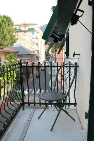 Hotel Nazionale: Our balcony