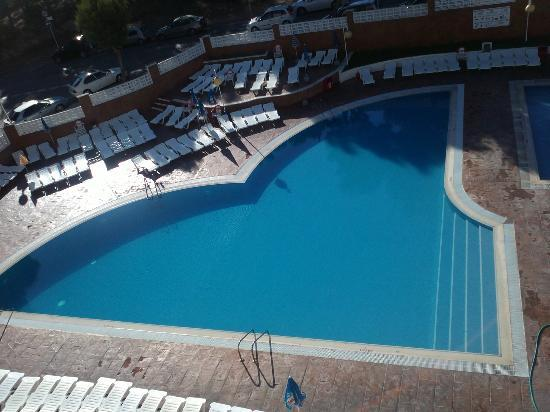 Inter2Salou : piscine