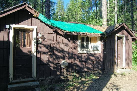 Union Creek Resort : Cabin 19