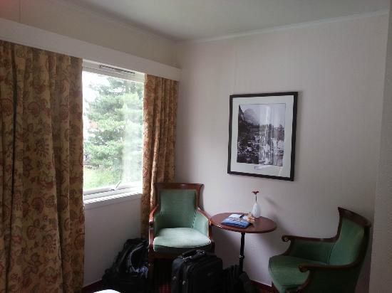 Hotell Utsikten: Twin room