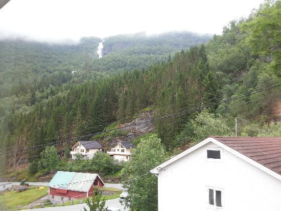 Hotell Utsikten: View from the room