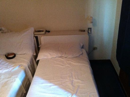 Albergo Venezia: letto scomodo