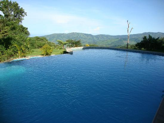 Rio Magnolia Nature Lodge : The pool!