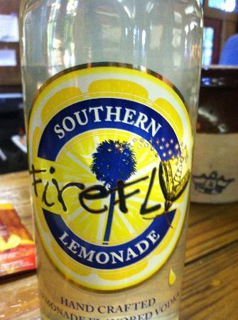 Firefly Distillery: The lemonade is the best!