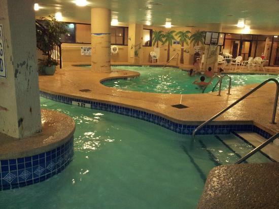 Hotels In Myrtle Beach With Indoor Pool | Konaktepe Hotel