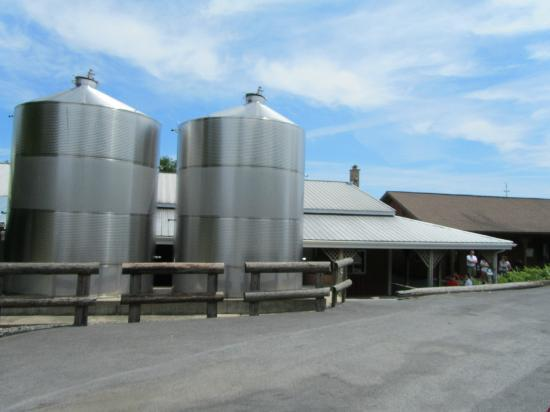 Swedish Hill Winery