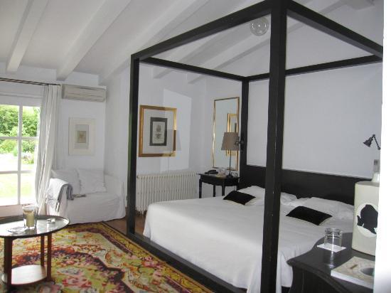 La Malcontenta Hotel: lit