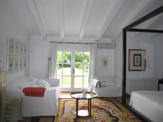 La Malcontenta Hotel: vue générale de la chambre