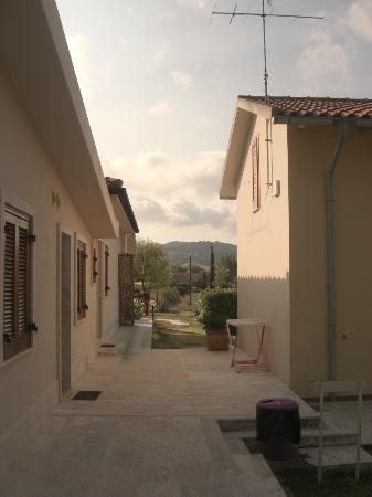 Complesso il Gorello: appartamenti e camere (esterno)