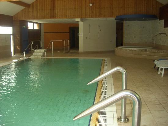 Au Bois Dormant : Espace piscine - spa