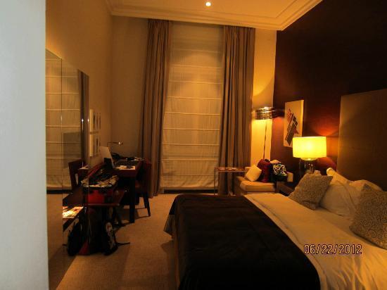 Radisson Blu Style Hotel, Vienna: Room 206- King Bed, Non-Smoking