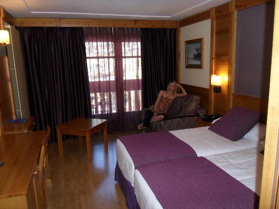 Nordic Hotel: chambre
