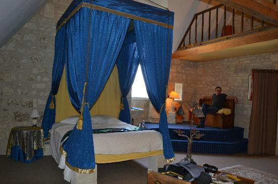 Chateau de la Motte : autre vue