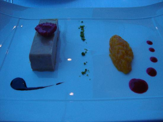 Cap d'Antibes Beach Hotel: Foie gras