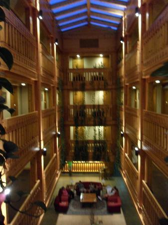 Nordic Hotel: centre de l'hotel