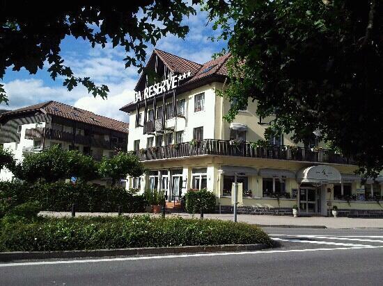 Hotel La Reserve : hotel