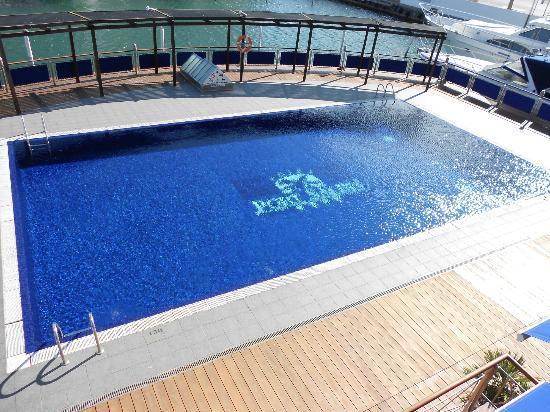 Port Salins Hotel: piscine
