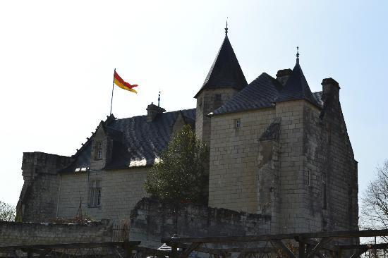 Chateau de la Motte : le chateau