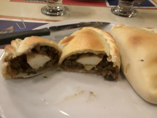 Romarios Pizza : Empanadas de carne
