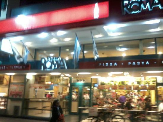 Romarios Pizza : Pizza Roma