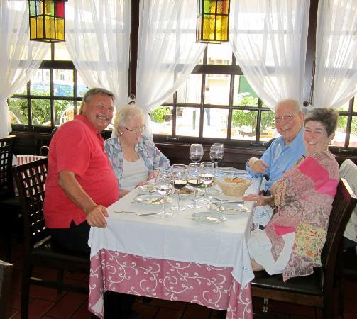 Restaurante Beira Mar : Inside the Beira Mar