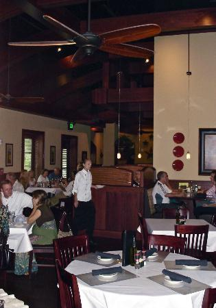 Connors Steak & Seafood: Dining Room