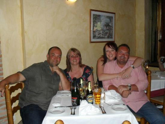 Che Argentinian Restaurant: A great night at Che!