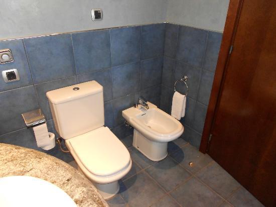 Port Salins Hotel: toilette
