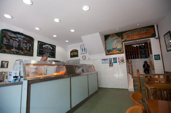 Fisherman's Fish & Chip Shop